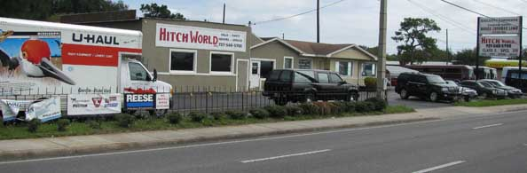 Hitch World St Pete Uhaul Dealer