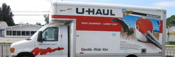 Hitch World authorized U-Haul dealer in Pinellas Park